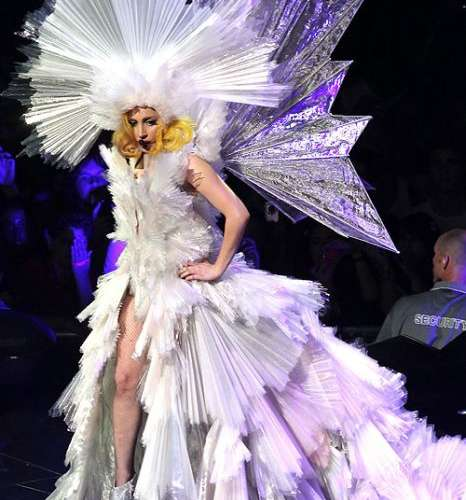 Googoo for Gaga Outfits of 2010