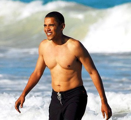 gay news, barack obama naked, naked president