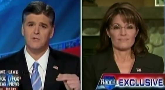 How Can You Tell When Sarah Palin Is Lying? Her Mouth Is Open.