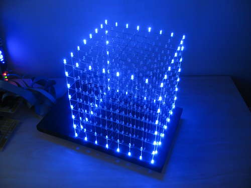 Build This DIY LED Cube!