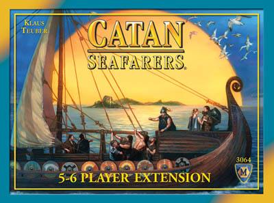 Geek Night: Settlers of Catan Seafarers