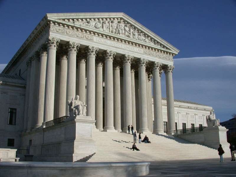 Supreme Court stops gay marriage appeal in D.C.