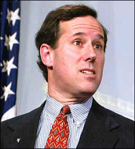 Rick Santorum is a bigot
