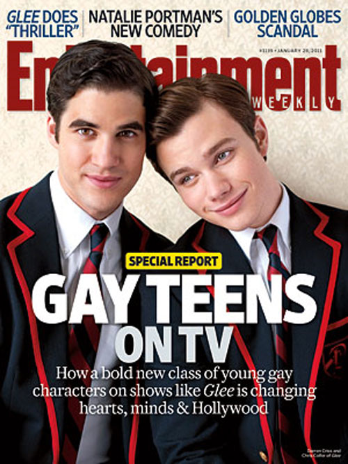 Gay Teens on TV