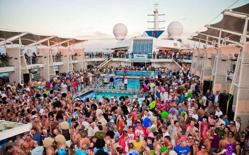 Drug Bust On The Biggest Gay Cruise Ever