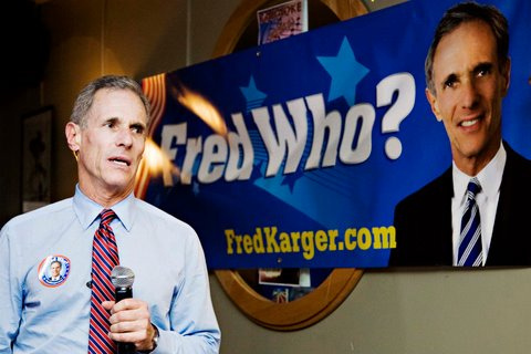Why Was Gay Presidential Candidate Fred Karger Shut Out From CPAC?