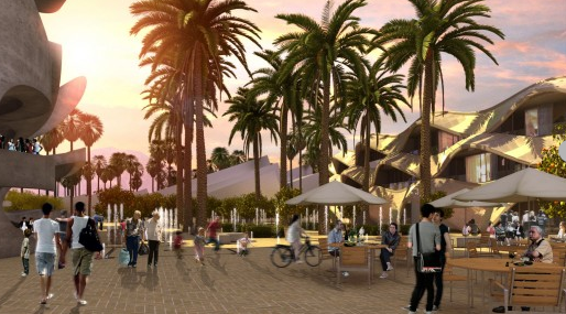 Boom: The $250 Million Gay Town Of Tomorrow