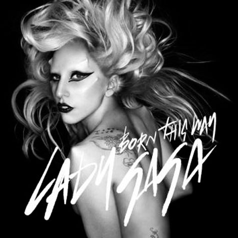 Lady Gaga: Born This Way Cover Revealed!