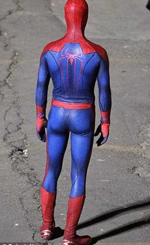 What If Spider-Man Was Bitten By A Radioactive Bottom Instead?