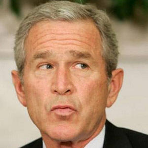 President Bush Unable To Enter Europe Amid Calls For His Arrest