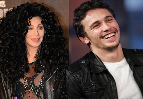James Franco Covers Cher (And It's Awful)