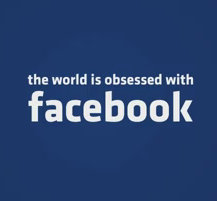 facebook infographic, video, the world