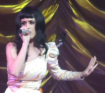 Katy Perry Covers Born This Way!