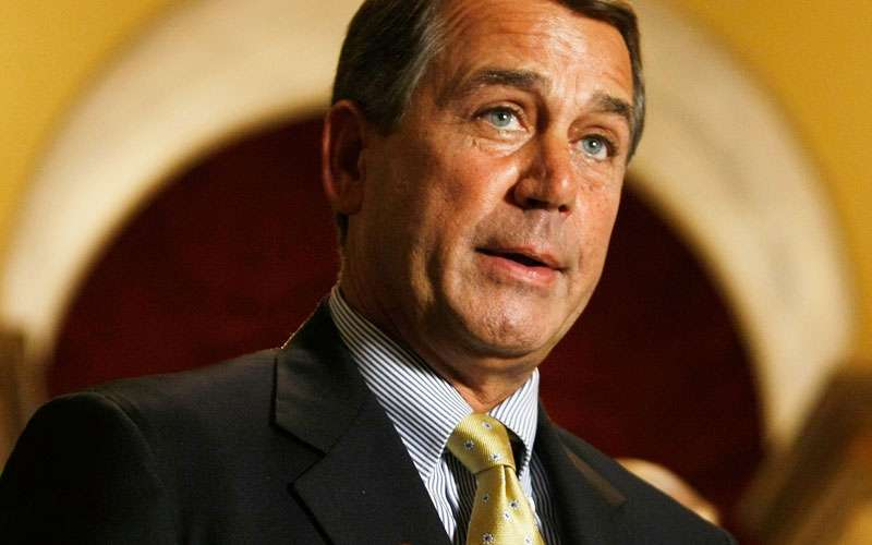 Is John Boehner's Lawsuit Defending DOMA Actually Illegal?