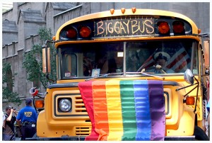 americans too fat for bus, gay news, gay blog, gay health