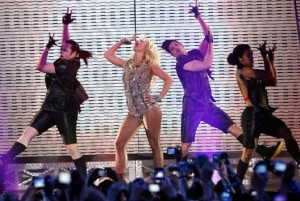 Gay blog: Britney performs in San Francsico