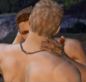 gay blog: gay gamers, bioware, gay sex, dragon age 2, anti-gay fan, straight male gamer,