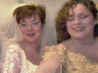 World's First Legally Wed Lesbians Celebrate 10 Years