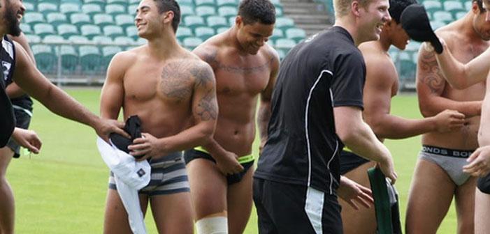 Rugby É O Novo Sexo Gay