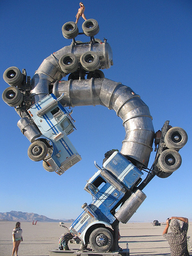 gay blog loves the Burning Man experience!