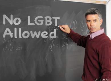 Gay History to be Taught in California Schools?