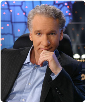 Bill Maher says Obama should come out for gay marriage
