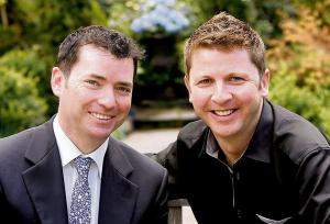 Hugh and Barry are the first LGBT civil partners in Ireland