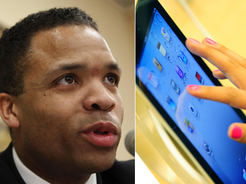 Jesse Jackson Jr. Blames Unemployment on iPad