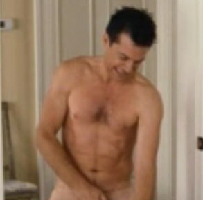 ryan reynolds, naked celebrity