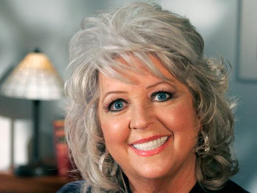 Paula Deen Riding Things…Big Things