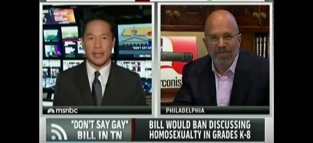 More 'Don't Say Gay' Bill Ridiculousness