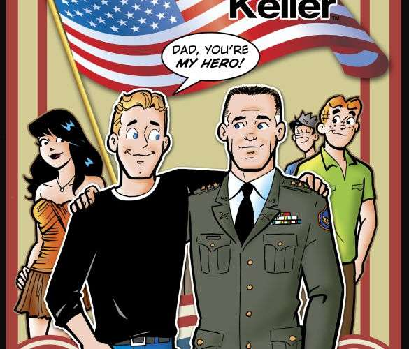 Archie Comics' Kevin Keller: Gay Son of a Loving, Military Dad