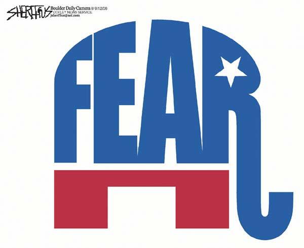 Republicans fear the gay community
