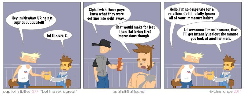 capitol hillbillies, gay dating