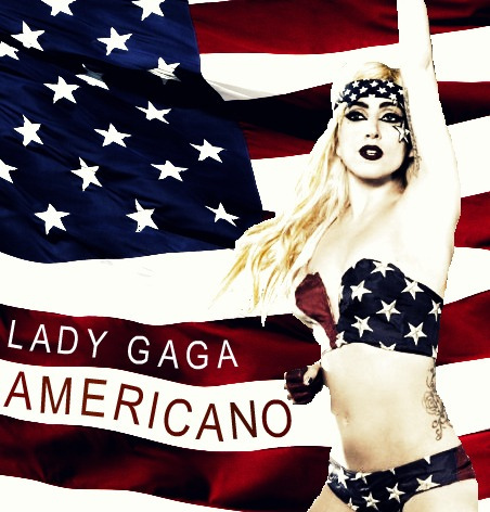 Lady Gaga Debuts Americano In Mexico