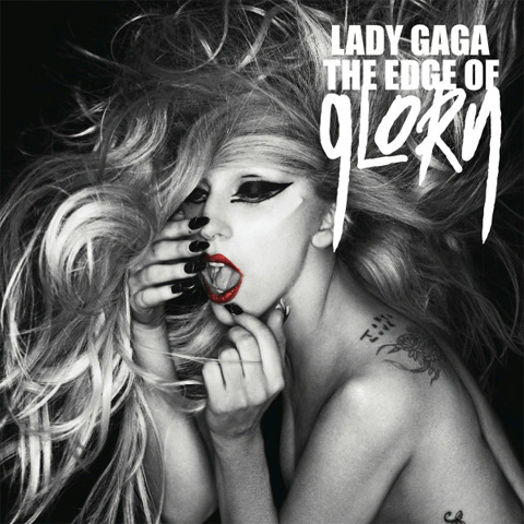 the edge of glory, born this way