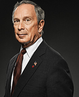Bloomberg Finally Speaks Out Forcefully For Gay Marriage