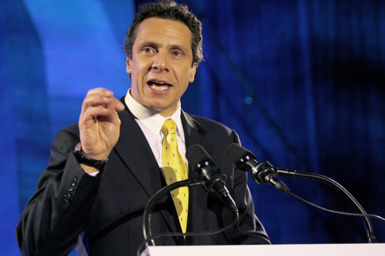 NY Governor Andrew Cuomo Releases Video For Same-Sex Marriage