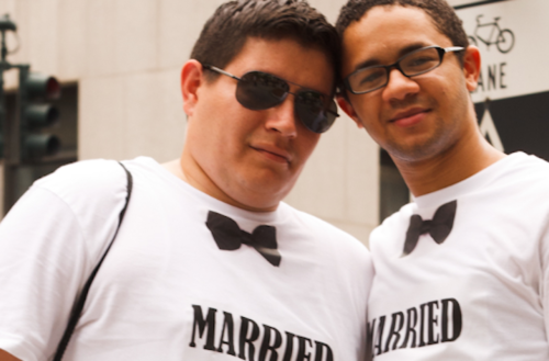 Study Shows Legalizing Same-Sex Marriage Makes Teens Less Suicidal