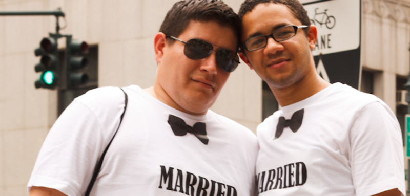 Study Shows Legalizing Same-Sex Marriage Makes Teens Less Suicidal go away, kim davis