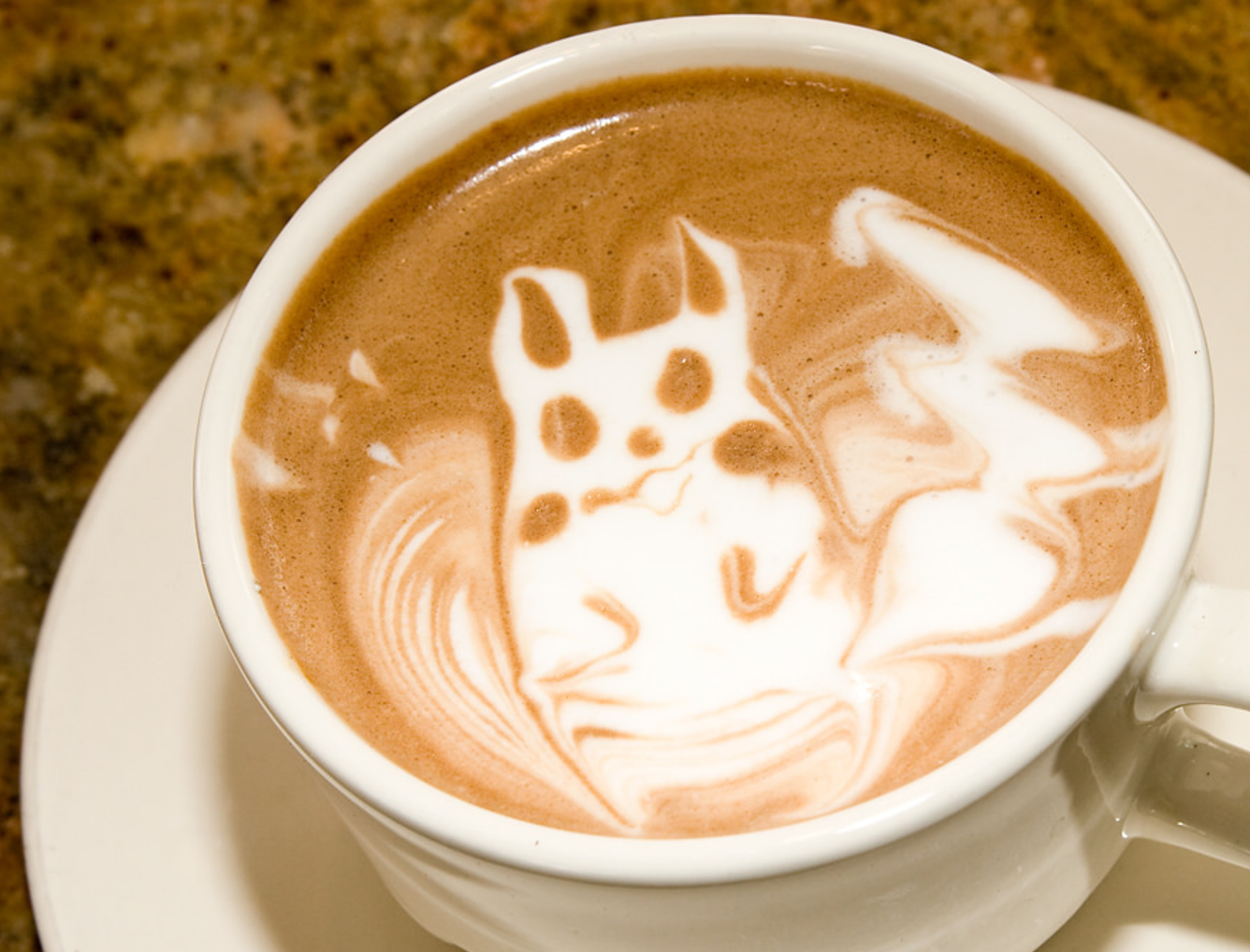 Pikachu Latte, I Choose You!
