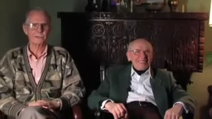 Gay Couple Waits 61 Years to Get Married – and Still Can't