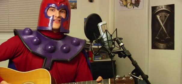 Born This Way: Magneto Edition