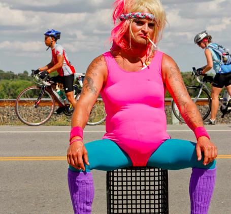 gay news, california, AIDS anniversary, AIDS ride