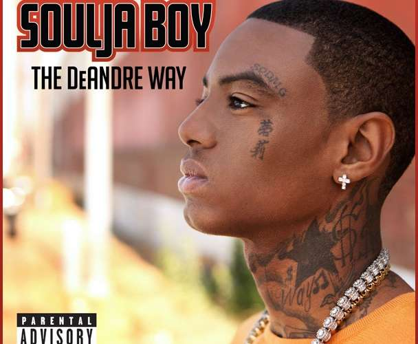 Soulja Boy Calls Fans 'White Faggots' On Facebook