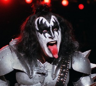 Gene Simmons and His Partner Make Us Uncomfortable on 'The Joy Behar Show'