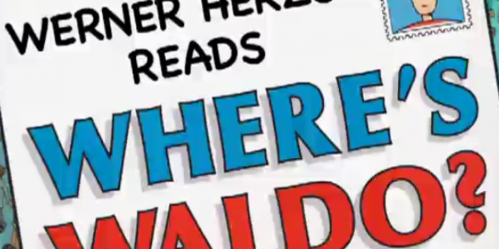 The Existential Nirvana of Where's Waldo