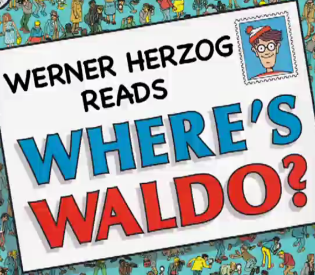 The Existential Nirvana of Where's Waldo