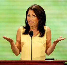 michele bachmann ex-gay, bachmann truth wins out, bachmann homophobia, marcus bachmann ex-gay