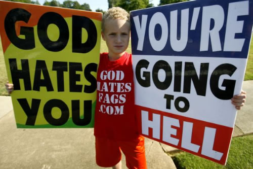 WTF: Westboro Baptist Church Invited to FBI Training